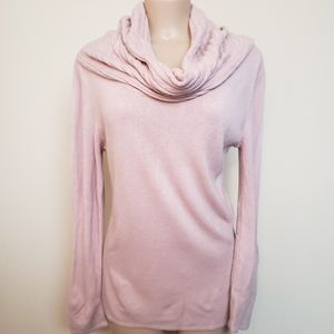 89TH & MADISON Cowl Neck Sweater D89